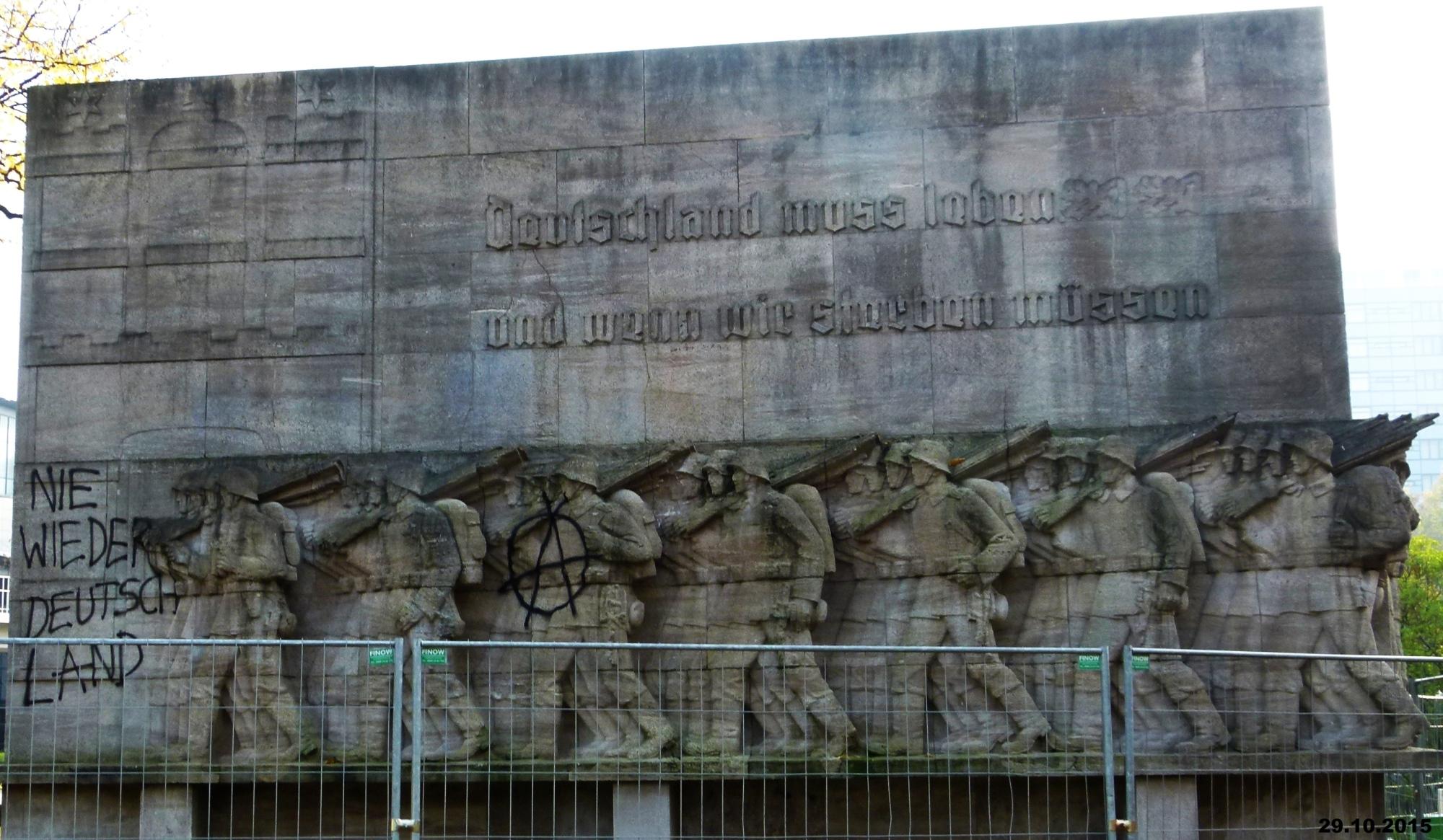 BünHamburger Deserteursdenkmal