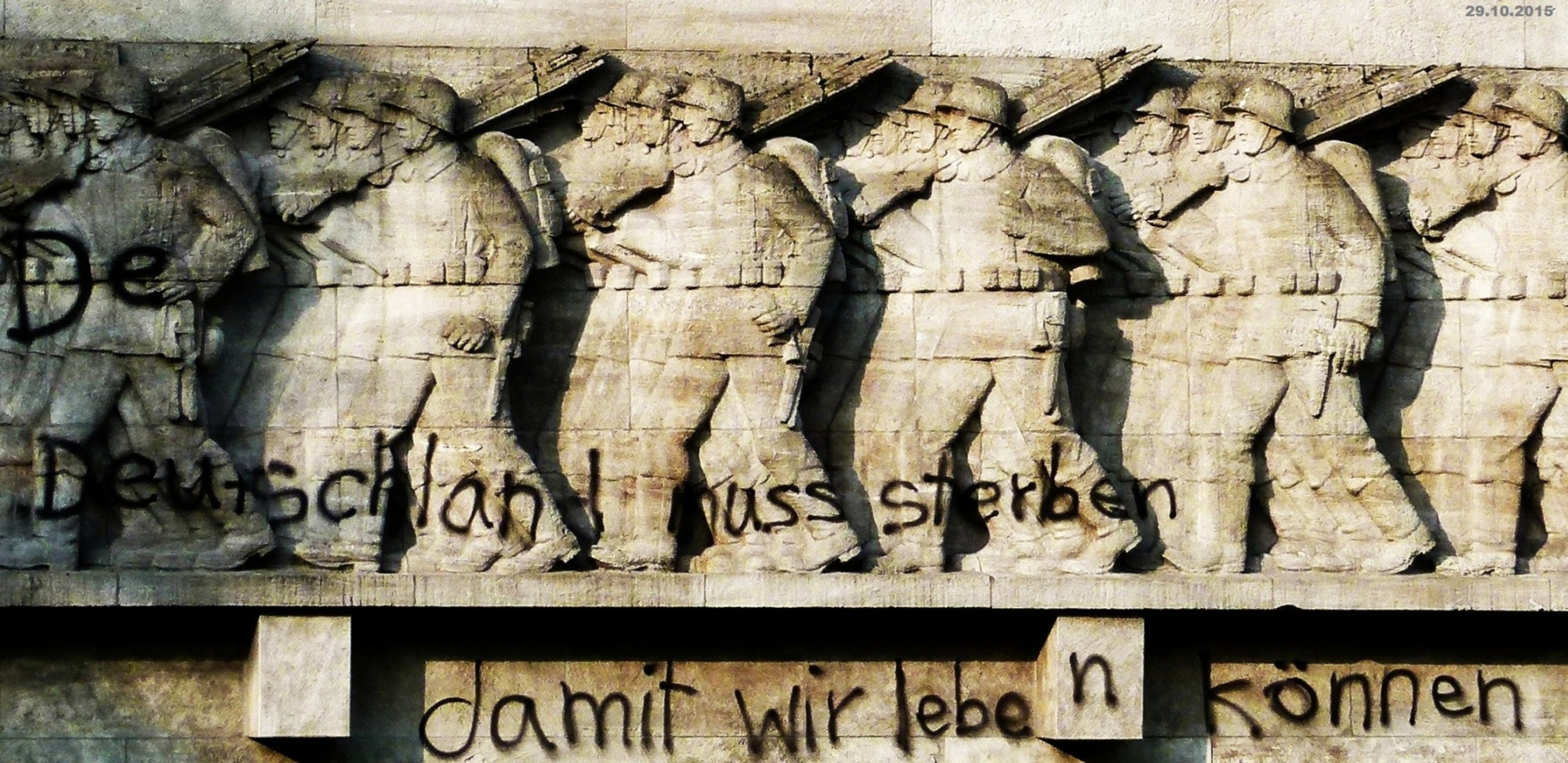 Kriegsklotz Hamburg